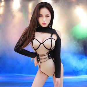 Image 2 - Robe de soirée gogo singer gogo, vêtements de danse en plomb pour femmes, vêtements de spectacle, livraison gratuite, nouvelle collection