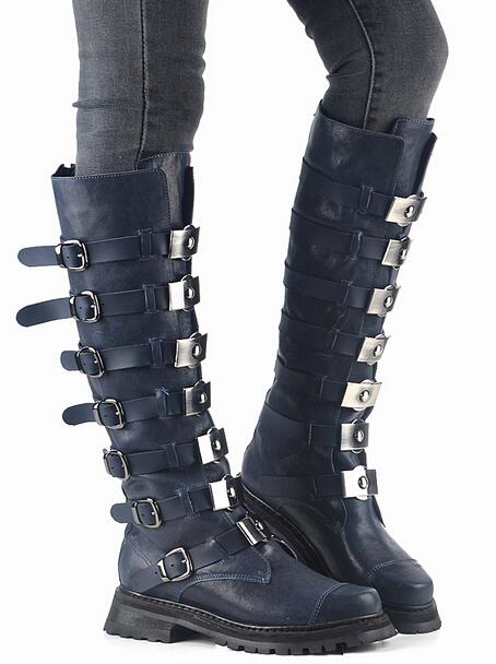 Womens Black Leather Boots 2017 | FP Boots - Part 348