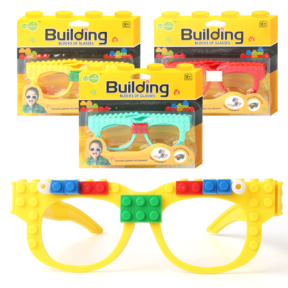 New Building Blocks Of Glasses Baseplate Frame Compatible Legoed - Building and Construction Toys - Photo 5