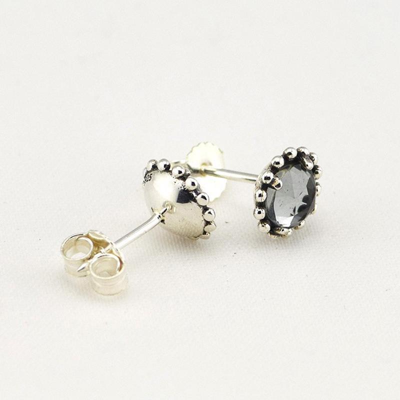 Wholesale-925-Sterling-Silver-Earring-Jewelry-Midnight-Blue-Silver-Earrings-For-Women-Free-Shipping (1)