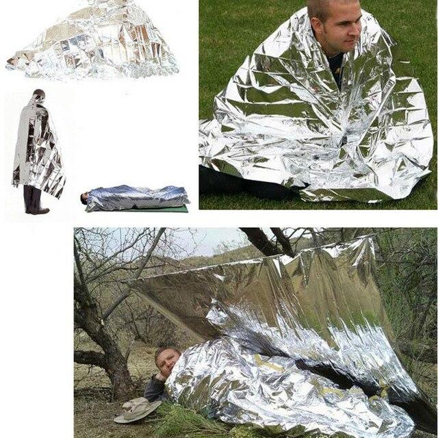 Waterproof Emergency Rescue Survival Blanket 1