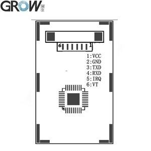 Image 5 - Система контроля доступа и распознавания отпечатков пальцев GROW K216 + R300 емкостный датчик отпечатков пальцев