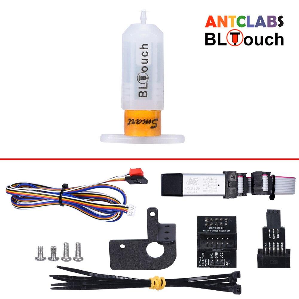 ANTCLABS BLTouch V3.0 Auto Leveling Sensor Kit BL Touch Sensor 3D Printer Parts Auto Bed Leveling For Ender 3 Pro CR-10 SKR V1.3