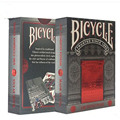 The United States imports of high-grade gold card poker building PLC-093 Bicycle Deck Magic Playing Crds Magic Props