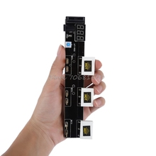 Multi Cargador de Baterías En Paralelo Junta Placa de Carga Para Phantom 3 Actualización de R179 Envío de La Gota