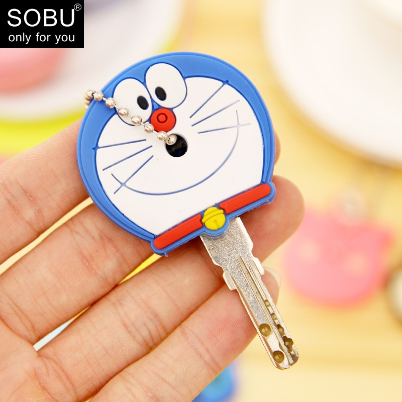 Cartoon Anime Cute Key Cover Key Wallet With Chain Silicone Key Holder Case Cute Key Protective Wallet Hook N120 артра n120 табл