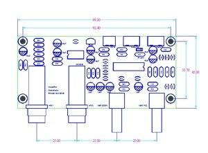 Image 2 - Diy pt2399デジタルマイクアンプボードカラオケプレートリバーブプリアンプ残響スイートコンポーネントne5532
