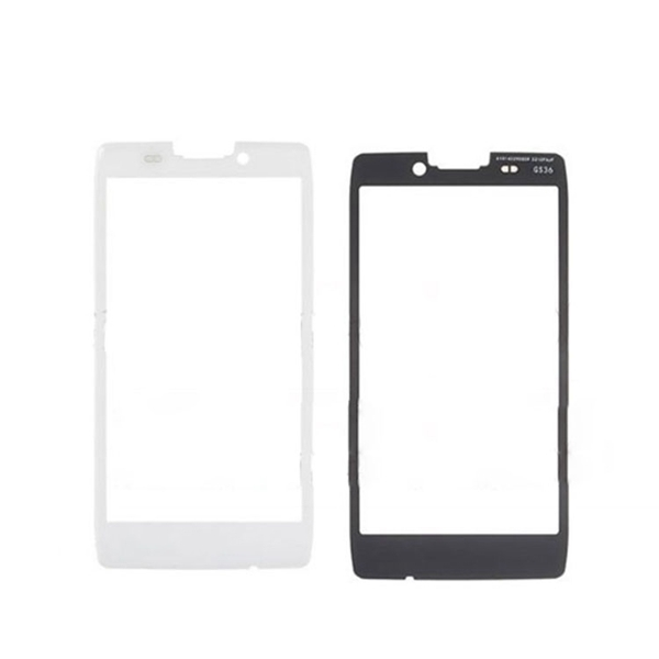 Replacement Cover Window Front Glass For Motorola Moto Razr HD XT925 XT926 Lcd Screen Digitizer Panel Outer Mirror Lens NP212