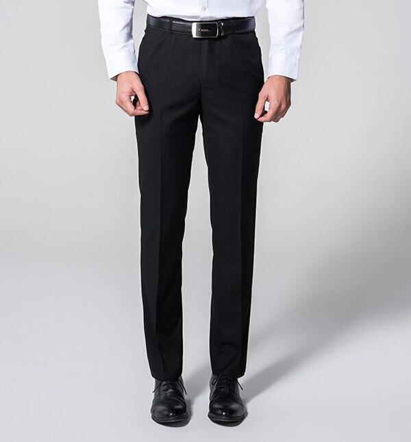 Для мужчин с мужской Профессия брюки деловой костюм Штаны тонкий Европейская версия корейский Youth летние мужские штаны