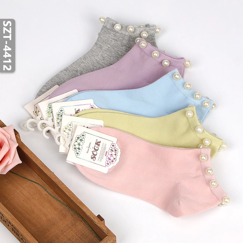 Lace Mesh silk Fishnet Socks 3