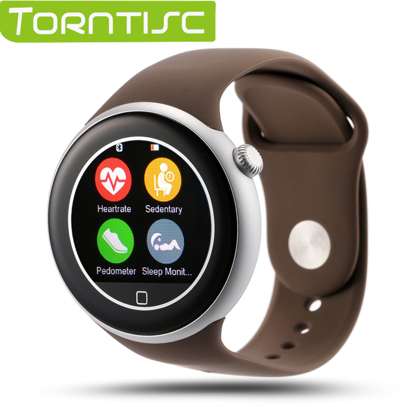 Torntisc Dual Bluetooth 3 0 4 0 Smart Watch C1 IP67 Waterproof with Heart Rate Monitoring