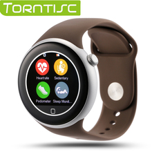 Torntisc Dual Bluetooth 3.0 / 4.0 Smart Watch C1 IP67 Waterproof with Heart Rate Monitoring Remote Camera For  Android iOS