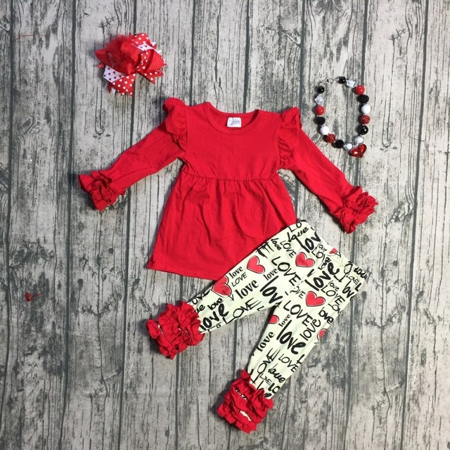 Aliexpress Com Buy Girls Fall Winter Baby Girls Valentine S Day