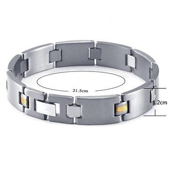 HTB1VyvYRVXXXXbLXVXXq6xXFXXXh.jpg 350x350 - Rainso Powerful High Gauss Magnetic Therapy Bracelet for Pain