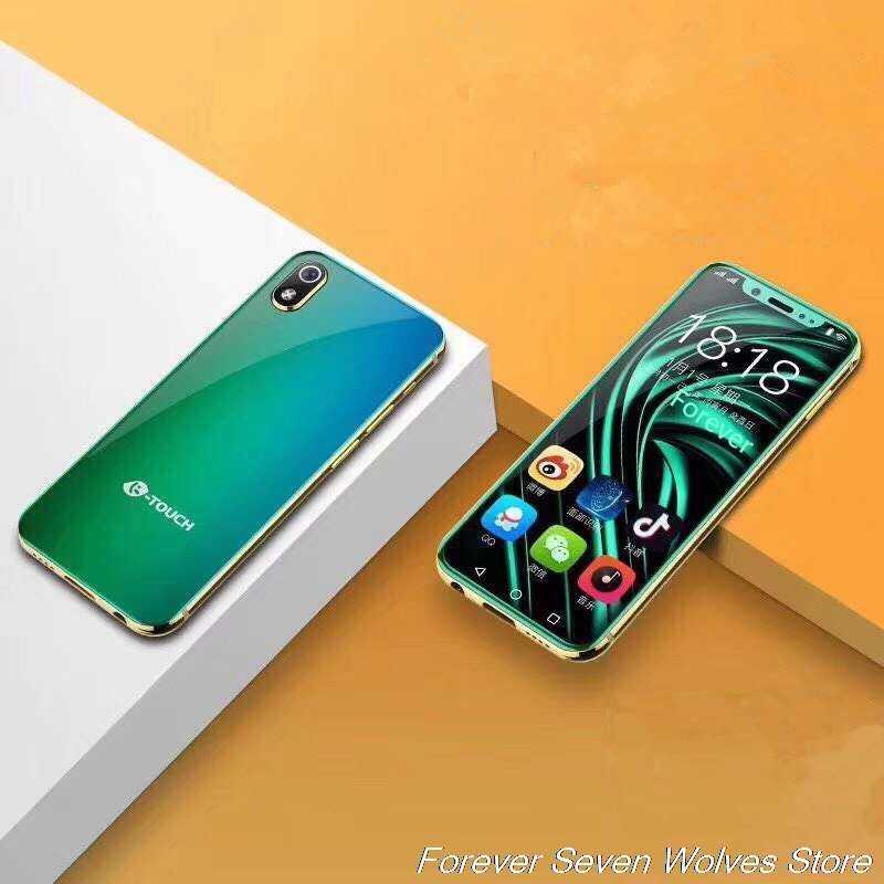 3 ГБ ОЗУ 32 Гб ПЗУ Android 6,0 мини 4G смартфон K-TOUCH I9 Face ID металлический мобильный телефон с двумя sim-картами