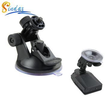 Sindax Universal Mini Car Suction Cup Mount Tripod Holder Car Mount Holder for Car GPS DV DVR Xiaomi yi 2 4k Action Sport Camera image