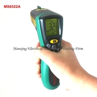 FAST ARRIVAL MasTech MS6522A Non contact Infrared Temperature Meter 20~300degree Pyrometer Laser Thermometer Termometro