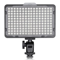 Neewer Photo Studio 176 LED Ultra Bright Dimmable on Camera Video Light with 1/4 inch Thread Mount for Canon/Nikon/Pentax/etc