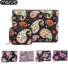 MOSISO Laptop 13-13.3 inch Canvas Soft Sleeve Bag for Dell A