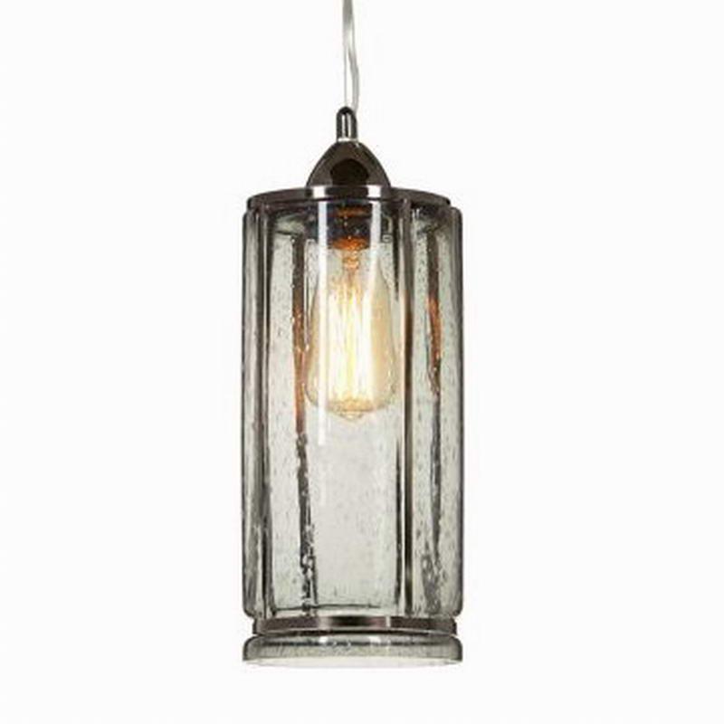 2016 new design elegant antique smoky gray glass bottle pendant lamp lights cord e27 for dining cheap office lighting