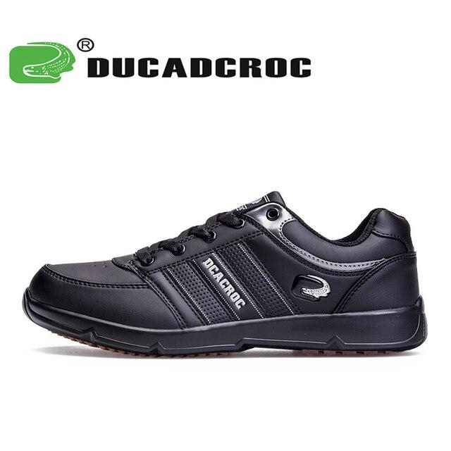 Correr Hombres Los Ducadcroc Zapatillas Para Respirables Marca n0wvmN8
