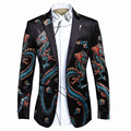 GX1600816 new winter hot Chinese Long Qingting jackets in Europe and America Cultivate one's morality men's small business suit