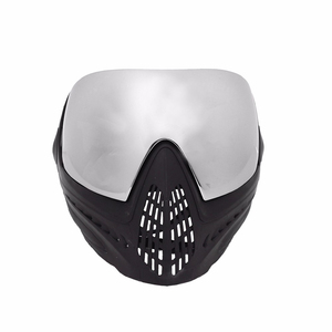 Image 2 - FMA Outdoor Airsoft Tactical Eyewear Ski Hunting War Game Anti fog Protective Goggle Full Face Mask with Reflective Lens FM 0024