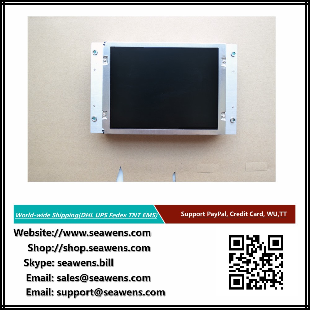 FCU6-DUE71-1 9 Replacement LCD Monitor for Mitsubishi E60 E68 M64 M64s CNC CRT bm09df replacement lcd monitor 9 special for mitsubishi m50 m520 system cnc crt