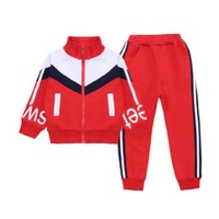 Boys and Girls School Uniforms Clothing Set 2019 Spring Children 's Class Uniforms Primary and Secondary School Students ly007