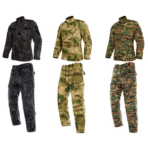 Image 4 - Multicam Black Military Uniform Camouflage Suit Tatico Tactical Military Camouflage Airsoft Paintball Equipment Clothes