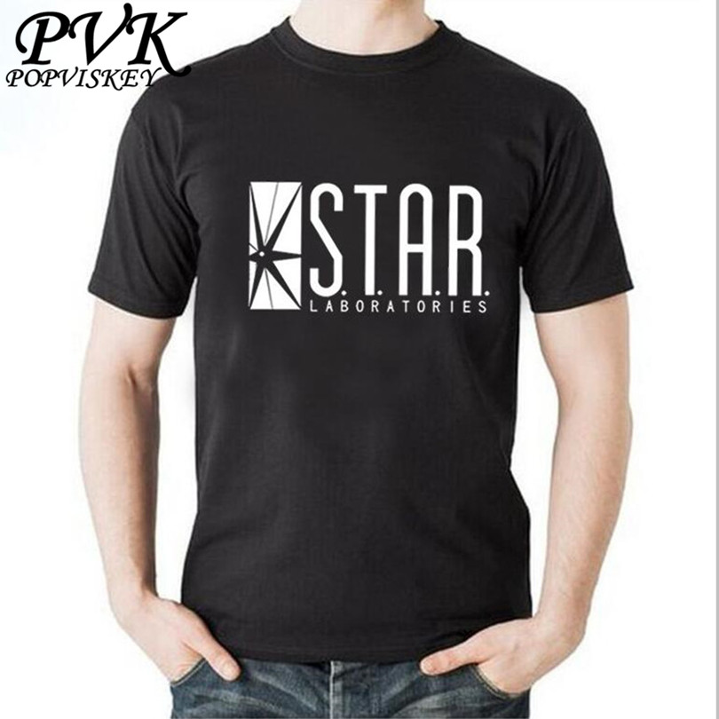 Star Labs Black T Shirt Men Tops Tees Men 39 S Cotton T Shirt