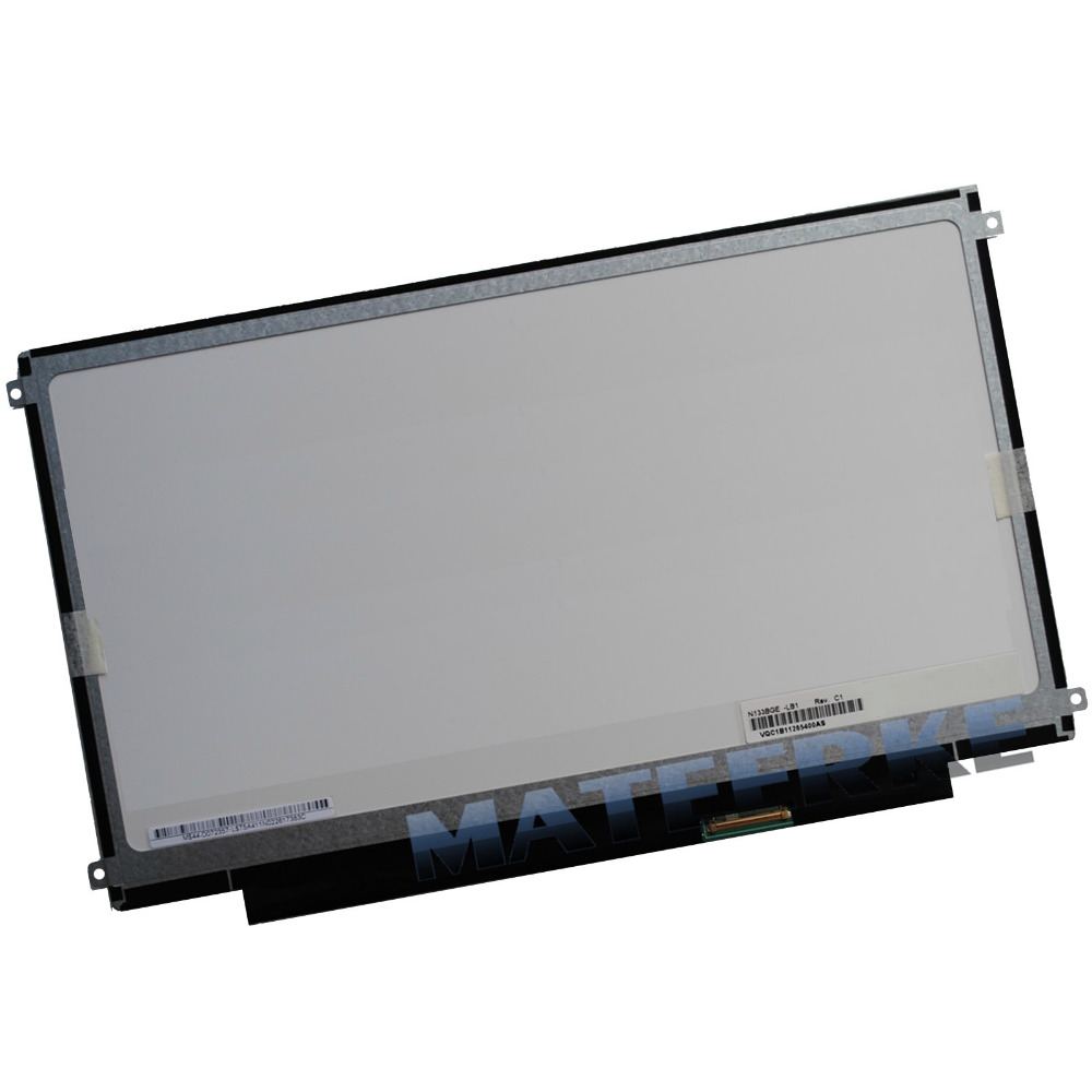 LED LCD Screen For 13.3 LT133EE09300 N133BGE-LB1 B133XW01 V.3 V.2 (NOT V.0 V.1) free shipping lp116wh2 m116nwr1 ltn116at02 n116bge lb1 b116xw03 v 0 n116bge l41 n116bge lb1 ltn116at04 claa116wa03a b116xw01slim lcd