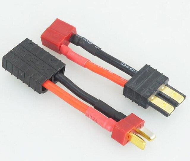 Lipo ladegerät umwandlung kabel adapter draht TRX T stecker TRAXXAS ...