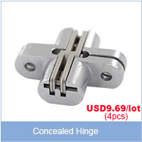 concealed hinge