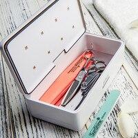 SUNUV UV Sterilizer Box Beauty Tools 8pcs uvc leds Sterilizer Storage Box 2 Portable Disinfection Box for Salon Nail Art Tools