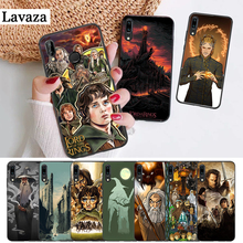 Lavaza the lord of rings Silicone Case for Huawei P8 Lite 2015 2017 P9 2016 Mimi P10 P20 Pro P Smart Z 2019 P30
