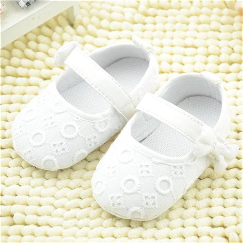 LONSANT Baby Boy Shoes Baby Embroidered Shoes Bowknot Toddler High Quality Soft Sole Shoes Dropshipping Wholesale
