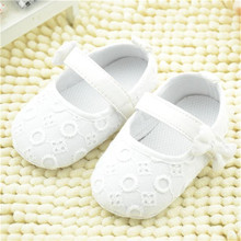 LONSANT Baby Boy Shoes Baby Embroidered