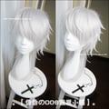 Tsurumarukuninaga Wig Touken Ranbu Online Tsurumaru Kuninaga Cosplay Wig Silver White Straight Anime Hair Wigs