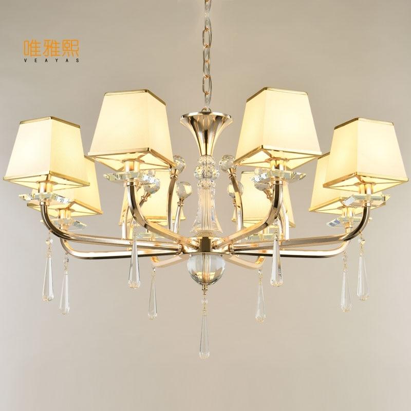 Modern Led Crystal Chandelier Ceiling Chandeliers Lampadario LightModern Led Crystal Chandelier Ceiling Chandeliers Lampadario Light