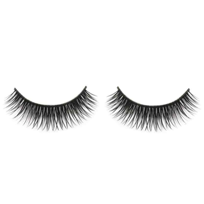 3D Natural Multi Layer Thick Cross Eye Lashes hand made  fake eyelashes 3D Reusable lashes For Dropship 1.22