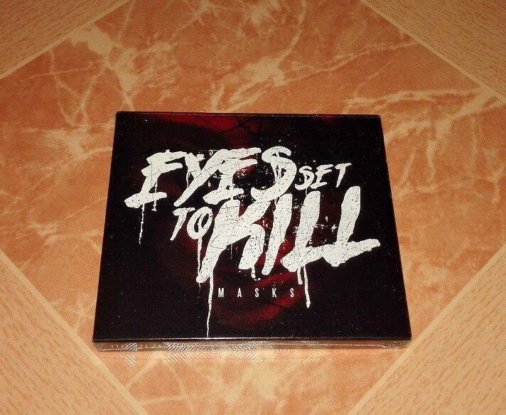Eyes Set to Kill Masks New CD UPC 727701906027