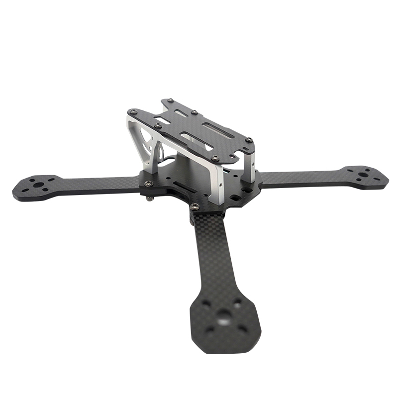 FPV Racing Drone FROSCH 218 Kohlefaser Quadcopter Rahmen kit 4mm Arm ...