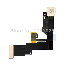 5pcs/lot Original For iPhone 6 6G Small Front Camera With Proximity Light Sensor Flex Cable Free Shipping With Tracking Number