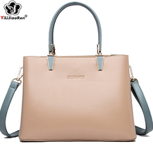 Fashion Leather Ladies Hand Bags Luxury Handbags Women Bags Designer Famous Brand Crossbody Bags for Women Bolsa Feminina 2019