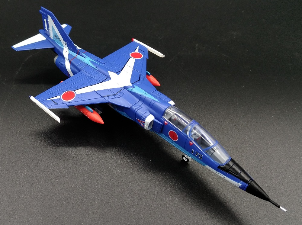 Special Offer  Rare  1:100  Japan Self-Defense Force  Model Of T-2 Advanced Trainer    Collection Model