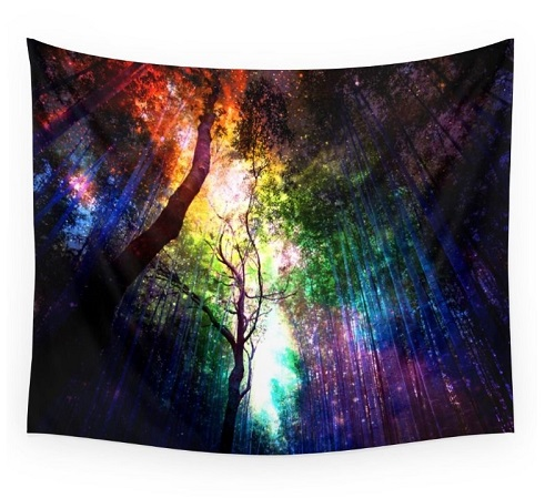 mandala pink light tapestry hanging amazon room cloth to hang grey wall white dorm hanger how bedroom tapestries outfitters gold and cool urban