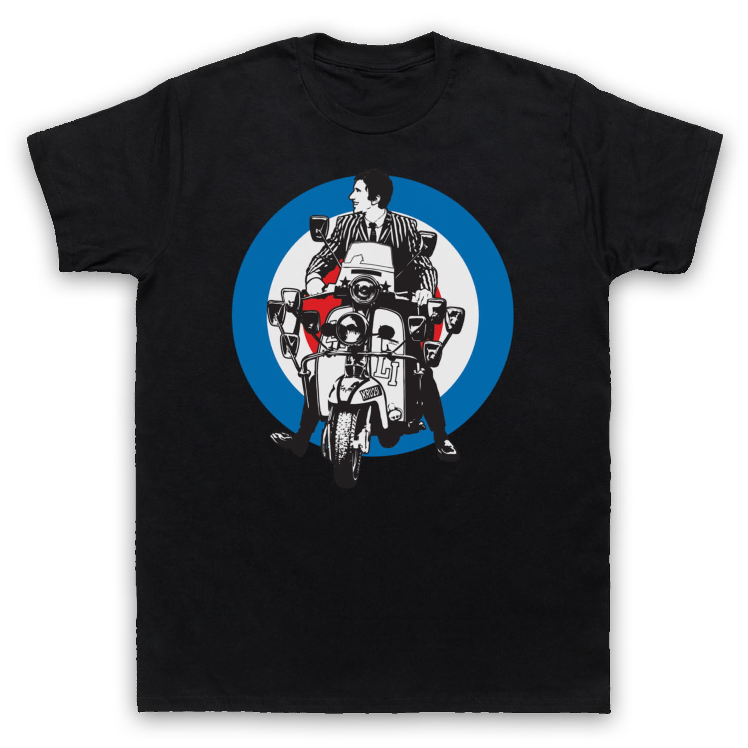 JIMMY MOD QUADROPHENIA TARGET SYMBOL UNOFFICIAL T-SHIRT MENS LADIES KIDS SIZES ...