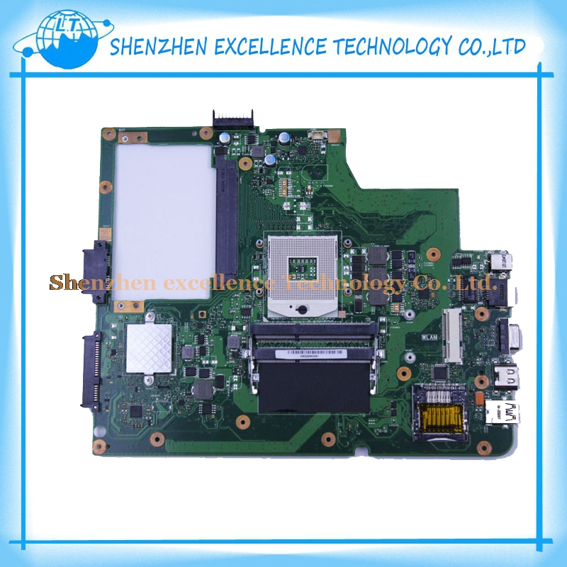 Orginal Laptop Motherboard for Asua A53S K53SK REV2.1 Notebook Mainboard 100% work & Tested