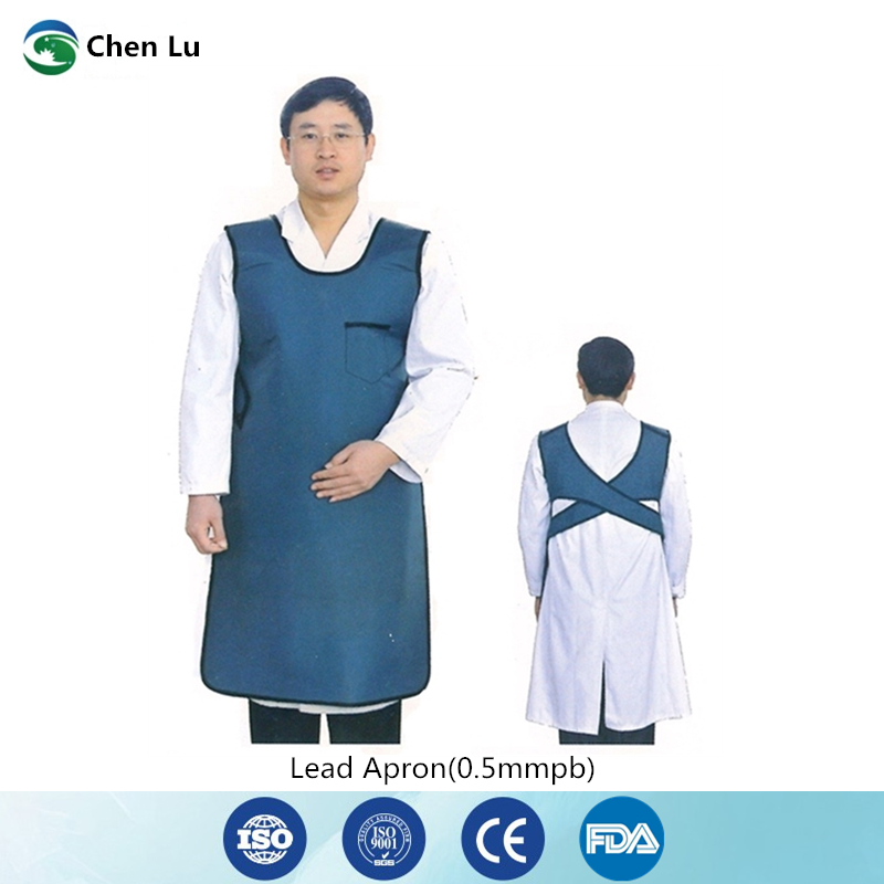 Hospital medical uses of ionizing radiation protection 0 5mmpb long apron gamma ray and x ray